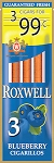 Roxwell Cigarillos Blueberry 3 for $0.99 Pre-Priced