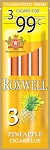 Roxwell Cigarillos Pineapple 3 for $0.99 Pre-Priced