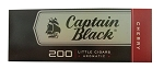 CAPTAIN BLACK LITTLE CIGARS  ( CHERRY  )