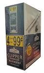 Clipper Cigarillos Blueberry 15/4 Pouch Pre-Priced