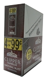 Clipper Cigarillos Natural Buzz 15/4 Pouch Pre-Priced