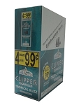 Clipper Cigarillos Tropical Buzz 15/4 Pouch Pre-Priced