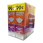 Swisher Sweets Cigarillos Foil Pack Blazing Fire Pre-Priced