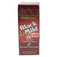 Black & Mild Apple Cigars Box