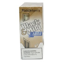 Black & Mild Mild Cigars Pack (Select)