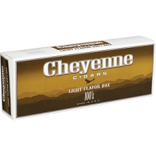 Cheyenne Filtered Cigars Light