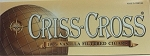 Criss Cross Filtered Cigars Vanilla