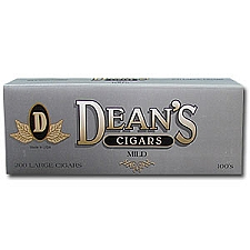 Deans Large Filtered Cigars Mild