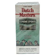 Image of Dutch Masters Corona Sports Cigars Pack