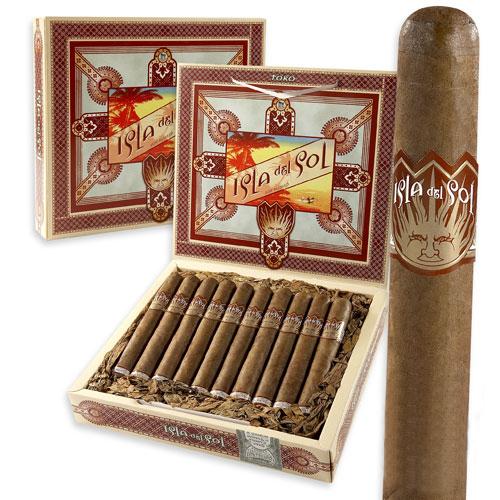 Isla del Sol Cigars Robusto