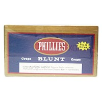 Phillies Blunt Cigars Grape Box