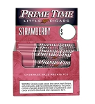 Prime Time Little Cigars Strawberry 50Ct Box