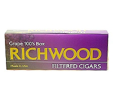 Richwood Filtered Cigars Grape