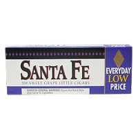 Santa Fe Filtered Cigars Grape
