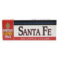 Santa Fe Filtered Cigars Regular