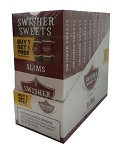 Swisher Sweets Slims Cigars B1G1 Pack