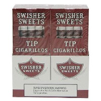Swisher Sweets Tip Cigarillos Pack