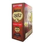 Garcia Y Vega 1882 Bourbon Cigars 10 PACKS OF 3