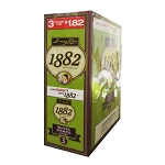 Garcia Y Vega 1882 White Grape 10 PACKS OF 3