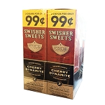 Swisher Sweets Cigarillos Foil Pack Cherry Dynamite Pre-Priced