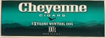 Cheyenne Filtered Cigars Extreme Menthol