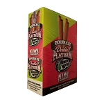 Double Platinum Blunt Wraps Kiwi-Strawberry 2XL