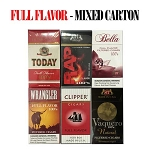 Mixed Brands Carton - Full Flavor Cigars