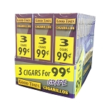 Good Times Cigarillos Grape Packs 30/3 Pre-Priced
