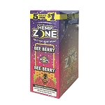 Hemp Zone Cigar Wraps Bee Berry