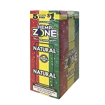 Hemp Zone Cigar Wraps Natural