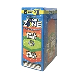 Hemp Zone Cigar Wraps Wet & Fruity