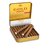 Villiger Mini Cigar Gold Special Edition- Filtered (5 Tins of 20)