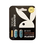 Playboy Sexual Booster Capsules Pack 2 Ct - Made in USA