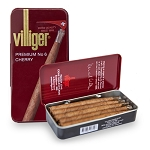 Villiger Premium No 6 Filter Tip Cigars Cherry (5 Tins of 10)