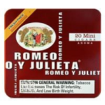 Romeo Y Julieta Mini Aroma Cigars 5x20 Tins (100ct)