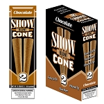 Show Blunt Cone Cigar Chocolate