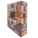 Show BK Natural Leaf Cigars 15/2Pk - Natural