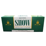SHOW Filtered Cigars Menthol