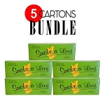 Smoke a Leaf Filtered Cigars Menthol BUNDLE 5