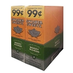 Swisher Sweets Cigarillos Foil Boozy Mango Pre-Priced