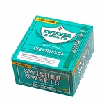 Swisher Sweets Cigarillos Tropical Fusion Box