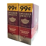Swisher Sweets Cigarillos Foil Pack Twisted Berry Pre-Priced