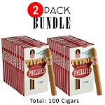 Phillies Titan Cigars Pack Bundle 2