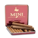 Villiger Mini Cigarillos Vanilla NON Filtered (10 Tins of 10)