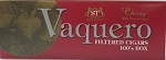 Vaquero Filtered Cigars Cherry