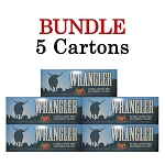 Wrangler Filtered Cigars Silver (Ultra Light) BUNDLE 5