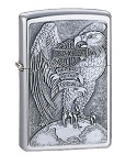 Zippo Lighter Harley-Davidson: Made In The U.S.A.