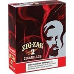Zig Zag Cigarillos Foil Strawberry Pre-Priced