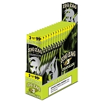 Zig Zag Cigarillos Foil White Grape Pre-Priced