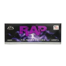 Rap Filtered Cigars Grape